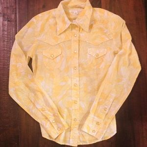 Banana Republic Ling Sleeved Shirt